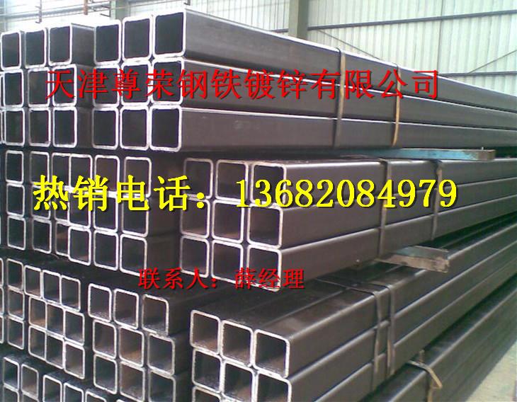 天津热镀锌方管特点及用途